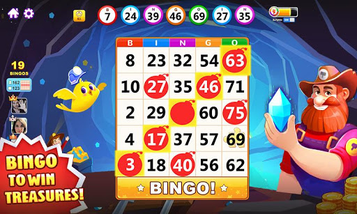 Bingo Lucky Bingo Games Free to Play at Home 1.5.2 screenshots n 2