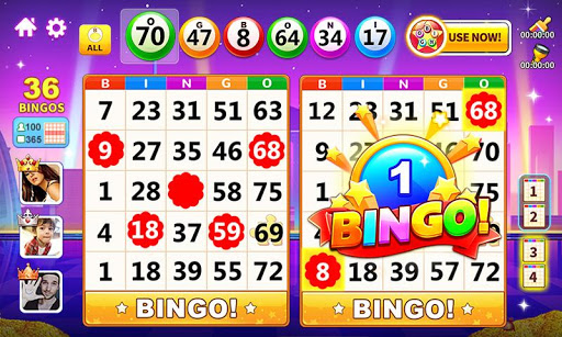 Bingo Lucky Bingo Games Free to Play at Home 1.5.2 screenshots n 5