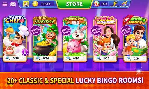 Bingo Lucky Bingo Games Free to Play at Home 1.5.2 screenshots n 6