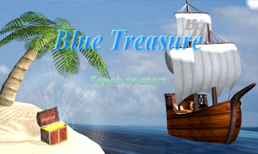 Blue Treasure Slots 1.2 screenshots n 6