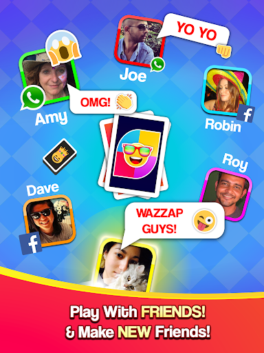 Card Party – FAST Uno with Friends plus Family 10000000073 screenshots n 6
