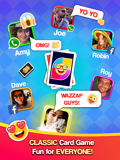 Card Party – FAST Uno with Friends plus Family 10000000073 screenshots n 9