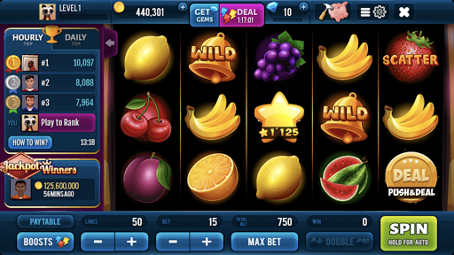 Classic 777 Slot Machine Free Spins Vegas Casino 2.23.0 screenshots n 7