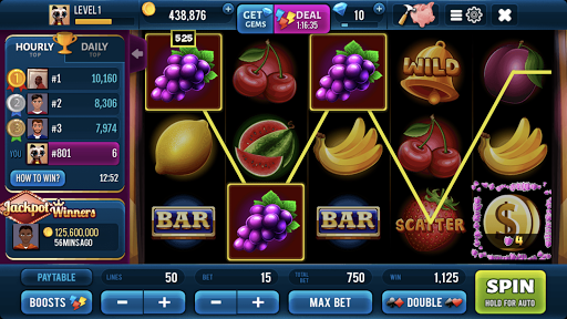 Classic 777 Slot Machine Free Spins Vegas Casino 2.23.0 screenshots n 9