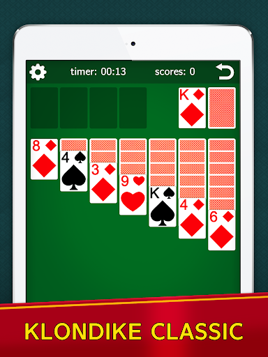 Classic Solitaire Klondike – No Ads Totally Free 2.00 screenshots n 5