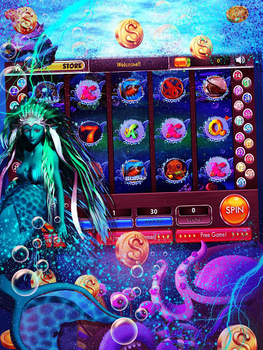 Deep Blue Sea Monster Slots 2.2 screenshots n 1