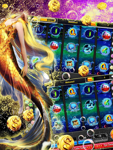 Deep Blue Sea Monster Slots 2.2 screenshots n 2