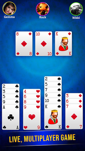 Donkey Master Donkey Card Game 3.24 screenshots n 1