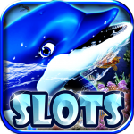 Free Download  Dolphin casino: spin show 2.2 APK