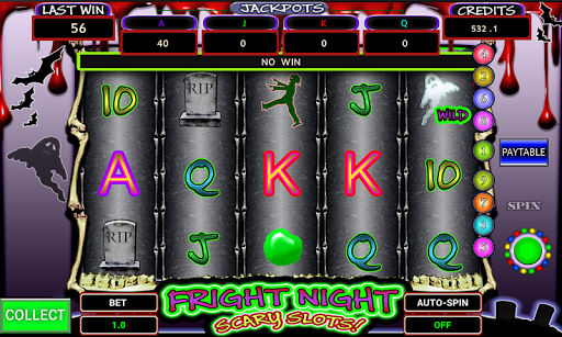 Fright Night Scary Slots 7004 screenshots n 2