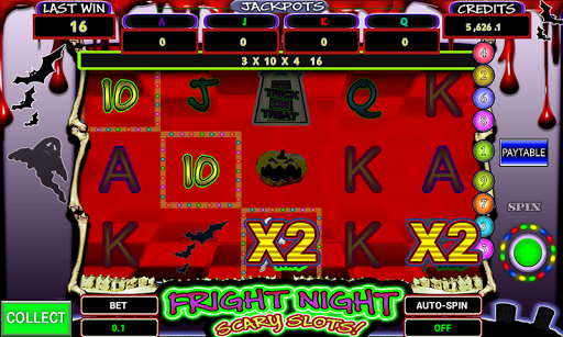 Fright Night Scary Slots 7004 screenshots n 9