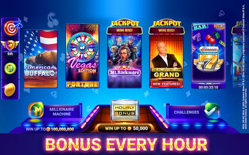 GSN Casino Play casino games- slots poker bingo 4.13.1 screenshots n 10