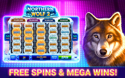 GSN Casino Play casino games- slots poker bingo 4.13.1 screenshots n 7