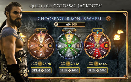Game of Thrones Slots Casino – Free Slot Machines 1.1.1651 screenshots n 2