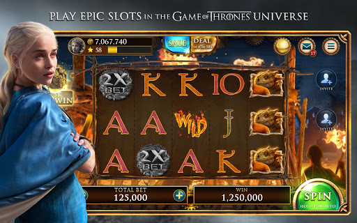 Game of Thrones Slots Casino – Free Slot Machines 1.1.1651 screenshots n 7