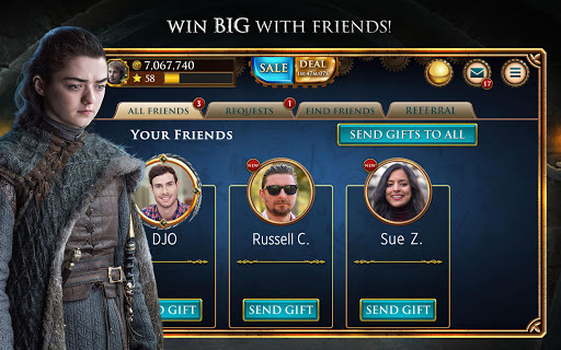 Game of Thrones Slots Casino – Free Slot Machines 1.1.1651 screenshots n 9