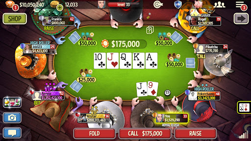 Governor of Poker 3 – Texas Holdem With Friends 6.5.0 screenshots n 2