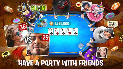 Governor of Poker 3 – Texas Holdem With Friends 6.5.0 screenshots n 3