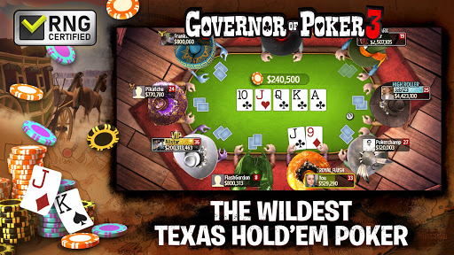 Governor of Poker 3 – Texas Holdem With Friends 6.5.0 screenshots n 4