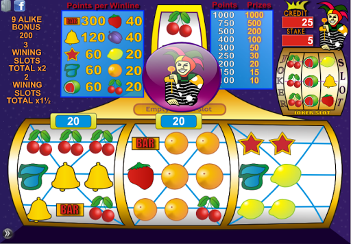Joker Slot 1.1.7 screenshots n 1