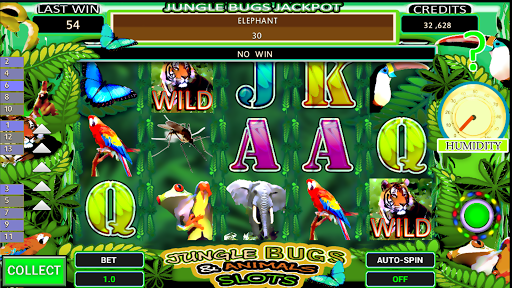 Jungle Bugs amp Animals Fruit Machine 7004 screenshots n 7