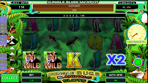 Jungle Bugs amp Animals Fruit Machine 7004 screenshots n 9