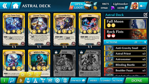 Lightseekers 0.19.0 screenshots n 7