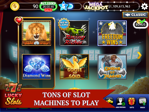 Lucky Slots – Free Casino Game 3.0.2 screenshots n 1