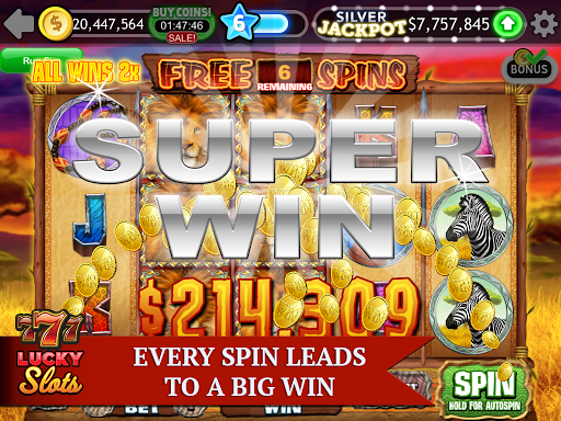Lucky Slots – Free Casino Game 3.0.2 screenshots n 2