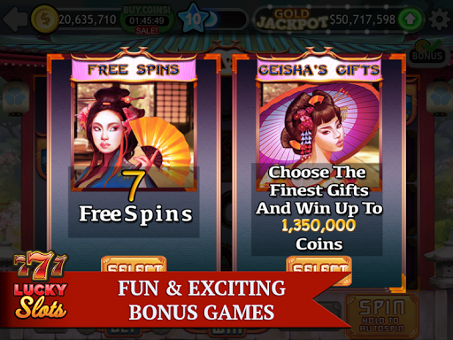Lucky Slots – Free Casino Game 3.0.2 screenshots n 4