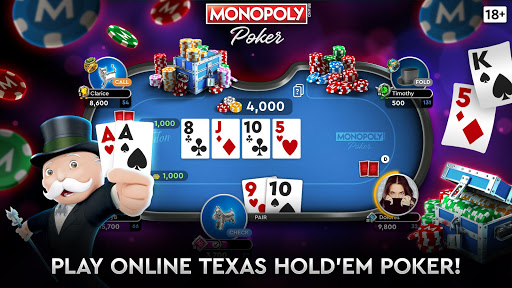 MONOPOLY Poker – The Official Texas Holdem Online 0.4.4 screenshots n 2