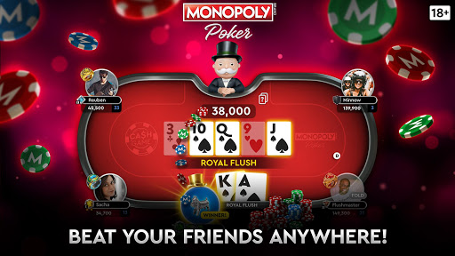 MONOPOLY Poker – The Official Texas Holdem Online 0.4.4 screenshots n 4