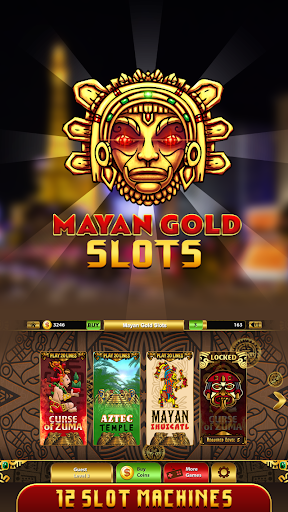 Mayan Gold Mask Free Pokies 1.0 screenshots n 1