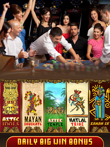 Mayan Gold Mask Free Pokies 1.0 screenshots n 10