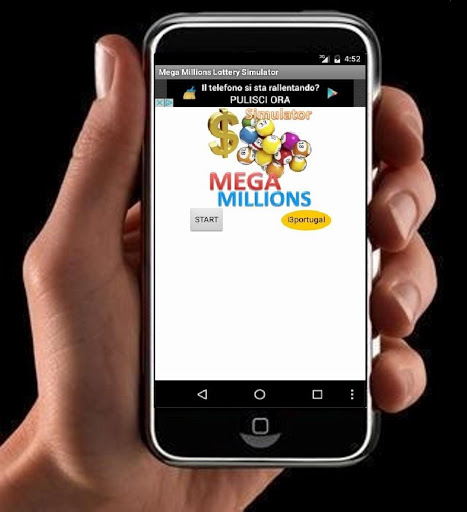 Mega Millions Lotto Simulator 1.2 screenshots n 1