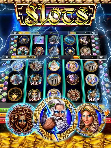 Mega Slots Zeus Casino 2.2 screenshots n 2