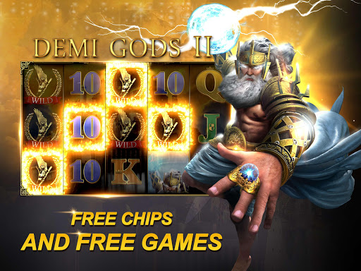 MyJackpot Vegas Slot Machines amp Casino Games 4.7.5 screenshots n 1