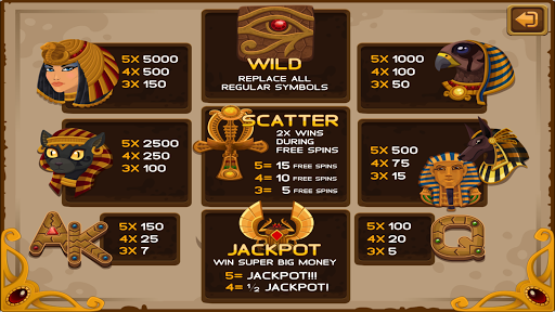 Pharaoh Slots 2019 31 screenshots n 4