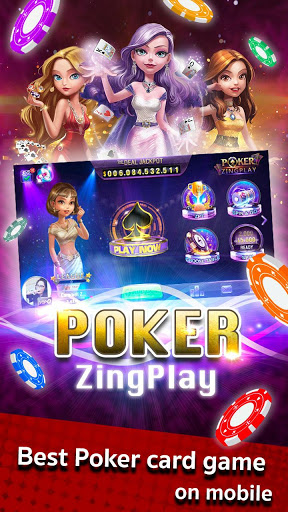 Poker ZingPlay Texas Holdem 2.2.579 screenshots n 1