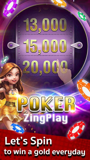 Poker ZingPlay Texas Holdem 2.2.579 screenshots n 2