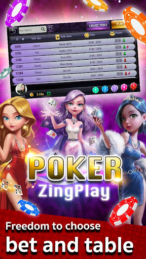 Poker ZingPlay Texas Holdem 2.2.579 screenshots n 3
