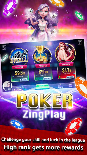 Poker ZingPlay Texas Holdem 2.2.579 screenshots n 4