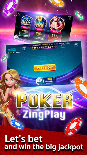 Poker ZingPlay Texas Holdem 2.2.579 screenshots n 5