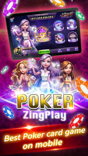 Poker ZingPlay Texas Holdem 2.2.579 screenshots n 6