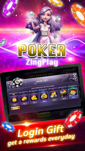 Poker ZingPlay Texas Holdem 2.2.579 screenshots n 7