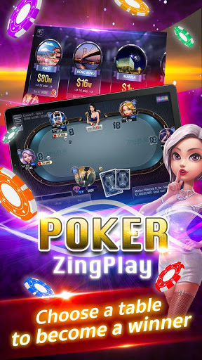 Poker ZingPlay Texas Holdem 2.2.579 screenshots n 8