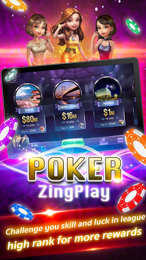 Poker ZingPlay Texas Holdem 2.2.579 screenshots n 9