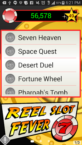 Reel Slot Fever 1.6 screenshots n 5