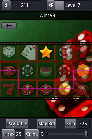 Slot Machine Advance 1.7.3 screenshots n 1