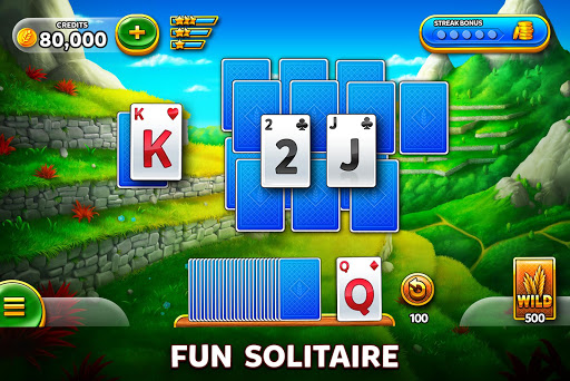 Solitaire – Grand Harvest – Tripeaks 1.63.0 screenshots n 1